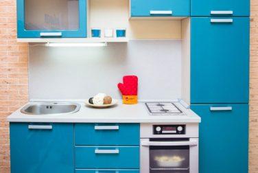Прямая кухня Лагуна