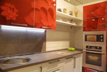 Угловая кухня Амстердам