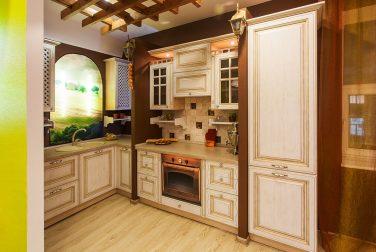 Угловая кухня Чезаро